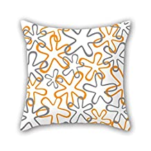 The Geometry Cushion Covers Of 16 X 16 Inches / 40 By 40 Cm Decoration Gift For Him Couch Lounge Outdoor Birthday Gril Friend (twice Sides)