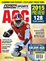 Athlon Sports 2015 College Football ACC Preview Magazine- Clemson Tigers Cover