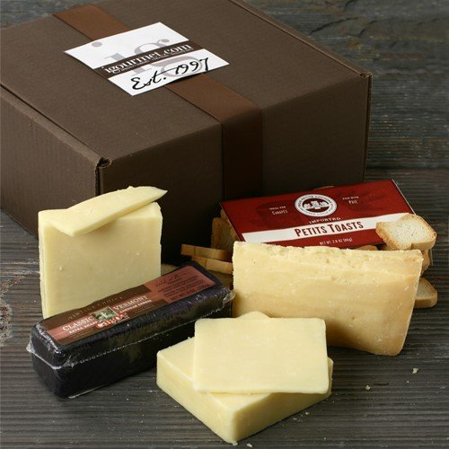 Cabot Cheddar Assortment in Gift Box (33.25 ounce) by Cabot