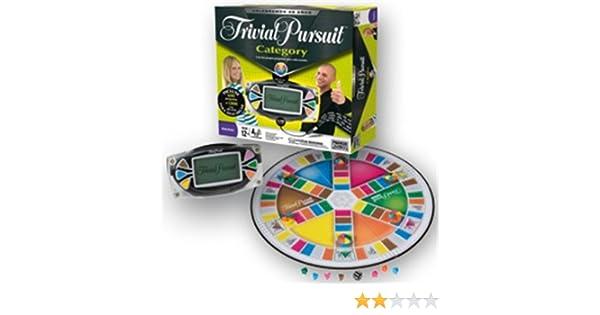 Hasbro Trivial Pursuit Category: Amazon.es: Juguetes y juegos