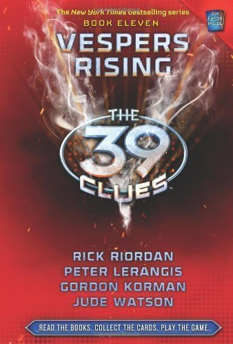 39 clues book vespers rising - 8