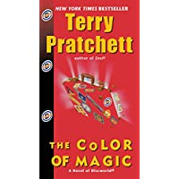 Terry Pratchett's The Color of Magic eBook