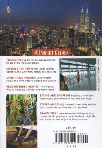 Insight City Guide Kuala Lumpur