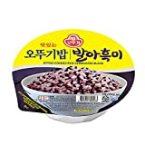 Ottogi Korean Cooked Delicious Germinated Black Rice / Instant Rice (210g X 8PCS)