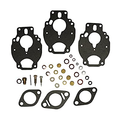 Complete Tractor 1703-0071 Carburetor Kit For Case International Harvester 300 400 500: Automotive