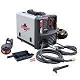 MIG Welder - Smarter Tools MIG-140H 120V Solid Wire and Flux Cored Welder