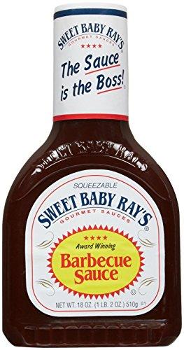 Sweet Baby Ray's Original BBQ Sauce-18 OZ