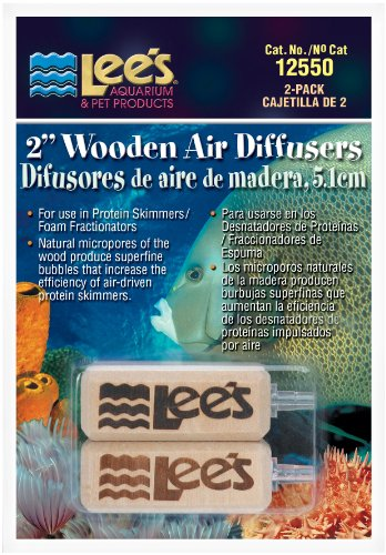 Lee's 2-Inch Wooden Air Diffuser, 2-Pack by Lee's (Image #2)