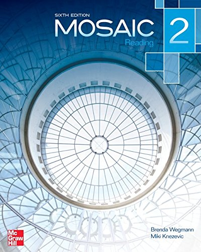 Mosaic Level 2 Reading Student Book
