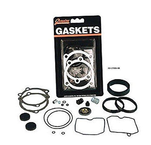 Overhaul Gasket - James Gaskets Carburetor Overhaul Gasket-Seal Kit for Harley Davidson 1988-2006