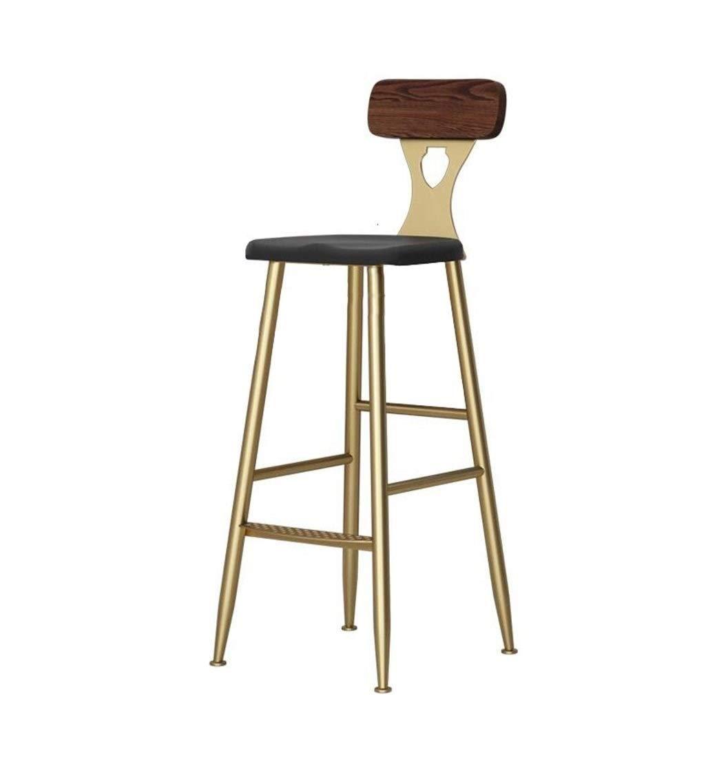 Amazing Amazon Com European And American Fashion Bar Stool Metal Ibusinesslaw Wood Chair Design Ideas Ibusinesslaworg