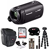 panasonic sd camcorder - Panasonic HC-V380K Full HD 1080p Camcorder with 64GB SD Card and Accessory Bundle