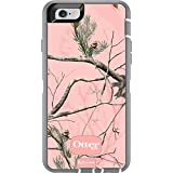 OtterBox iPhone 6 ONLY Case - Defender Series, Retail Packaging - Ap Pink  (White/Gunmetal Grey Ap Pink) (4.7 inch)