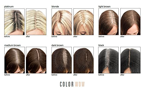 Color Wow Root Cover Up for Darkest Brown & Black Hair: Amazon.es: Belleza