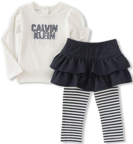 Calvin-Klein-Baby-Girls-Skegging-Set