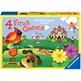 4 First Games Children's Game