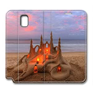 Beautiful Native Design Leather Cover for Samsung Galaxy Note 3 by Cases & Mousepads