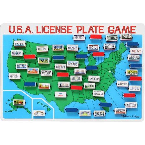 Melissa-Doug-License-Plate-Game