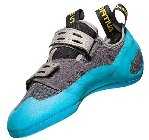 Scarpe Sportive Da Corsa La Sportiva Mutant - Ss18 Geckogym Carbon / Tropic Blue Talla: 44