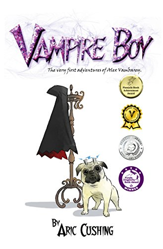 Vampire Boy (Adventures of Alex Vambarey)