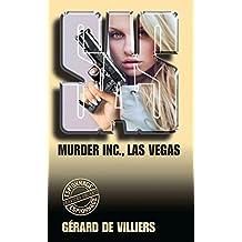 SAS 32 Murder Inc., Las Vegas (French Edition)
