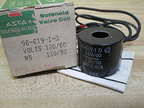 Asco 96-619-1D Solenoid Valve Replacement - Coil Solenoid Asco
