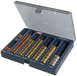 Reskal 35303 - Caja de caudales para  monedas