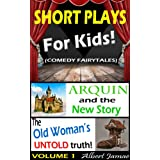 Short Plays for Kids - Comedy Fairytales