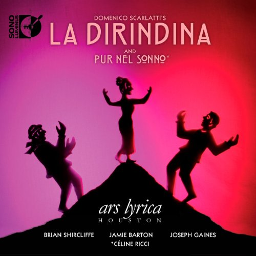 Scarlatti: La Dirindina and Pur Nel Sonno (Includes Blu Ray Audio & CD)