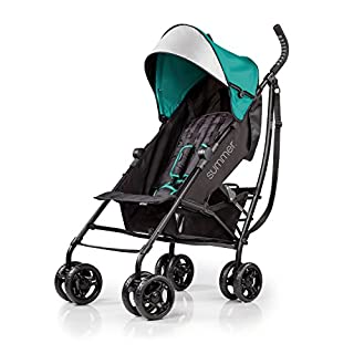 The 3Dlite Stroller is a durable stroller that has a lightweight and stylish aluminum frame and is one of the lightest and most feature rich convenience strollers on the market. With an easy to fold frame and carry strap, you can be on-the-go or stow...
