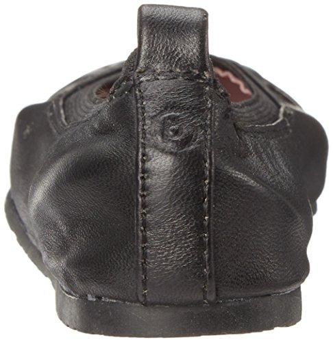 Noir Black Fille Ballerines Patent Angie pediped qx6zRTR