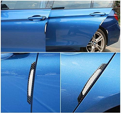 ZYTC Universal Car Carbon Fiber Black Bumper Guard Anti Scratch Strips Scratch Protector 2pcs ZYTC Company