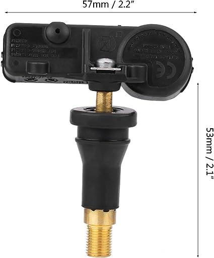 4/sensores de presi/ón de neum/áticos TPMS en TPMS para Land Rover Discovery Freelander Range Rover Range Rover Evoque/ /Sistema de Control de Presi/ón de Neum/áticos 6505/de B