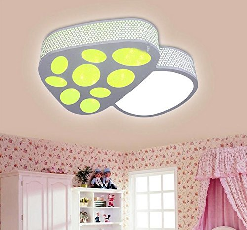 GH Light For Girls Bedroom Lighting Ideas Cute Cartoon Girl Light LED  Ceiling Lamp/Light