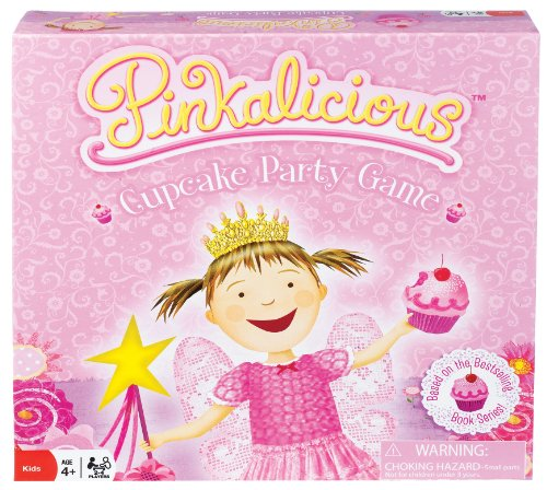 Ideal Pinkalicious Cupcake Party Game