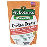 Cardinal Pet Botanics Healthy Omega Salmon Treats for Dogs, 5 oz