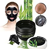 Blackhead Remover Mask Men & Women, Y.F.M Blackhead Mask Peel, Peel Off Blackhead Mask, Removes Acne Deep Cleansing Mask, Shrinks Pores, Acne And Oil control, Healthy And Young Skin 120ml