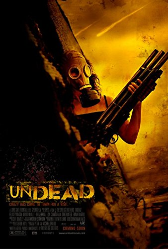 UNDEAD - (2005) Fresh Authentic Movie Poster 27x40 - Dbl-Sided - Felicity Mason - Mungo McKay - Rob Jenkins - Lisa Cunningham