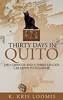 Thirty Days In Quito: Two Gringos and a Three-Legged Cat Move to Ecuador by [Loomis, K. Kris]