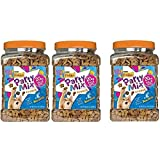 3 Pack Purina Friskies Party Mix Crunch Beachside Cat Treats 20oz Each