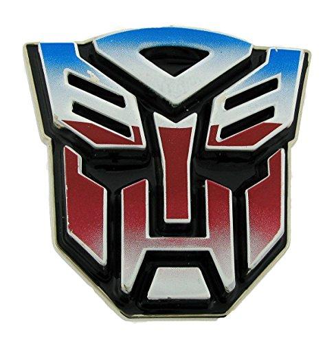 Transformers Autobots Belt Buckle (Transformers 3-D Optimus Prime Autobots with Colors Belt)