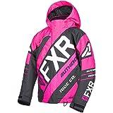 3 16 shock cord hook - FXR Youth CX Jacket Fuchsia, Black, and White Size 16(X-Large)
