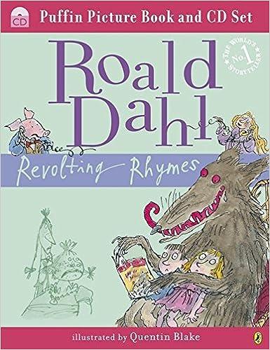 Revolting Rhymes Cd Amazones Roald Dahl Libros En