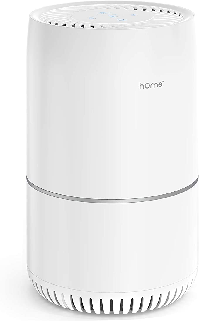hOmeLabs True HEPA Filter Air Purifier