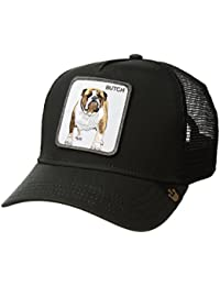 Men's Butch Animal Farm Trucker Cap, Black, One Size