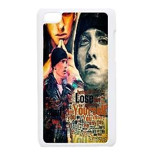 diy Custom Case Cover for iPod Touch4 - Eminem case 7