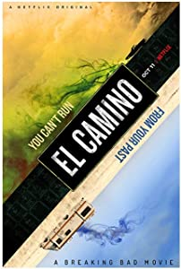 """El Camino - A Breaking Bad Movie Poster 24""""x36"""" - This is a Certified Poster Office Print with Holographic Sequential Numbering for Authenticity."""