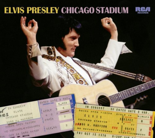 Chicago Stadium '76 by Sony Music / Follow That Dream Records