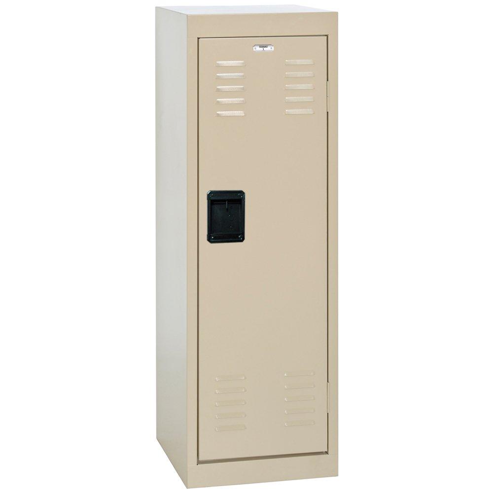 Sandusky Lee Kids Locker, LF1B151548-07 Single Tier Welded Steel Locker, 48''