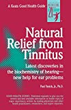 img - for Natural Relief from Tinnitus book / textbook / text book